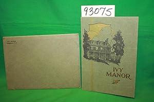 Ivy Manor Sanitarium: Lloyd,M.D. Reba