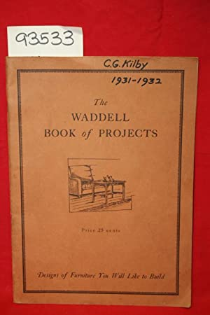 The Waddell Book of Projects: Designs of Fur: Waddell Manufacturing Company