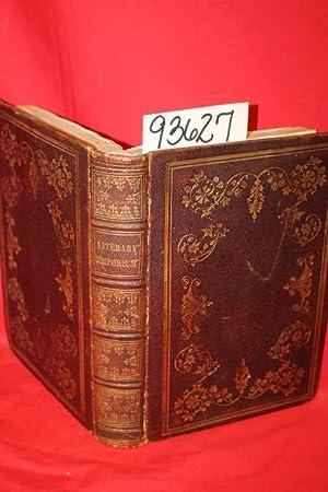 The Literary Emporium; A Compendium of Religious,: Multiple Poe, Edgar