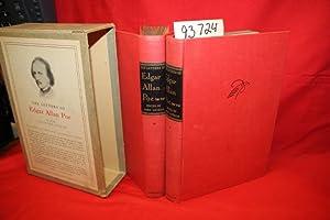 The Letters of Edgar Allan Poe: Poe, Edgar Allan; Ostrom, John Ward