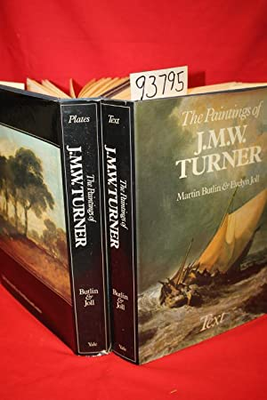 The Paintings of J. M. W. Turner (2 volumes): Butlin, Martin; Joll, Evelyn