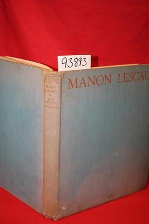 Manon Lescaut: The Abbe Prevost; Moylan, D. C.