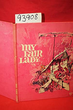 My Fair Lady starring Audrey Hepbur and Rex Harrison (Press Book): Warner Bros. Pictures
