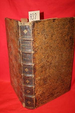 Thuani Historiarum Sui Temporis (Thuani History of: Augusti, Jac (Jacques