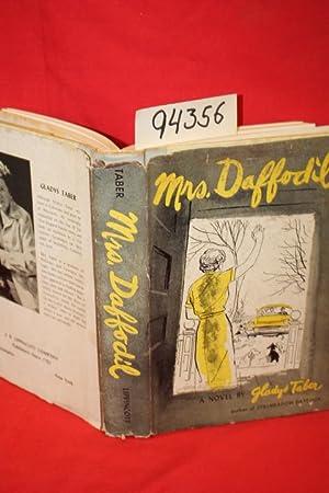 Mrs. Daffodil: Taber, Gladys