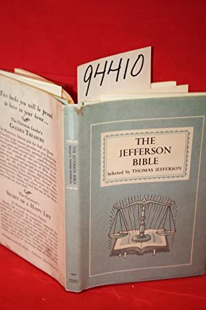 The Jefferson Bible: Jefferson, Thomas