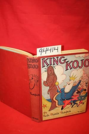 King Kojo: Thompson, Ruth Plumly