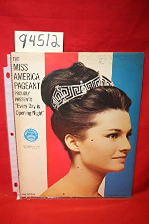 The Miss America Pageant Souvenir Program 1967: The Miss America Pageant