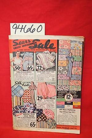 Sears Great Midsummer Sale: Sears, Roebuck and Co.
