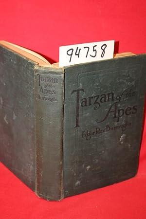 Tarzan of the Apes: Burroughs, Edgar Rice