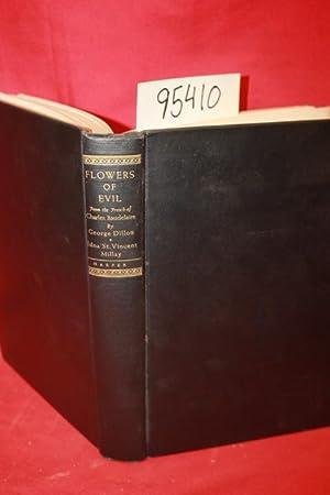 Flowers of Evil: Baudelaire, Charles; Dillon,