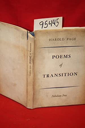 Poem of Transition: Page, Harold
