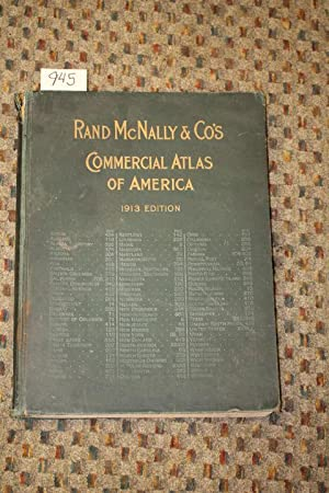 Randy McNally & Co.'s Commercial Atlas of America: Randy McNally & Co.