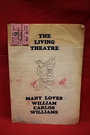 Many Loves (Playbill): Williams, William Carlos