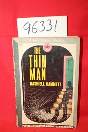TheThin Man: Hammett, Dashiell