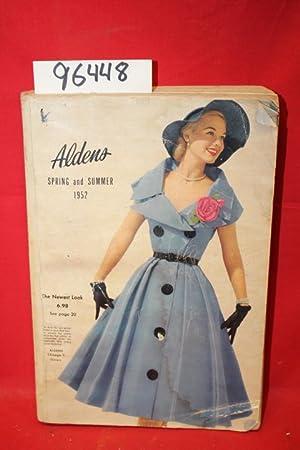 Aldens Spring and Summer 1952: Aldens