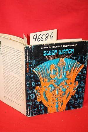 Sleep Watch: Tillinghast, Richard