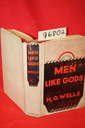 Men Like Gods: Wells, H. G.