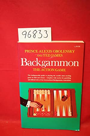 Backgammon: The Action Game: Obolensky, Prince Alexis