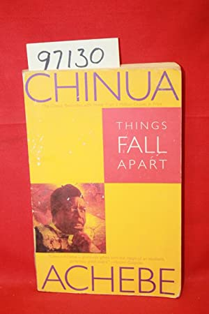 an analysis of the final paragraph of the book things fall apart by chinua achebe Williams prize home search  chinua achebe wrote things fall apart through the point of view of the natives to show  with the publication of this book,.