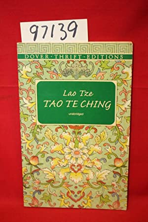 essay on the tao te ching I read the 1989 jacob needleman introduction to the tao te ching,  (i  learned this from the first section of the essay, the only part i read.