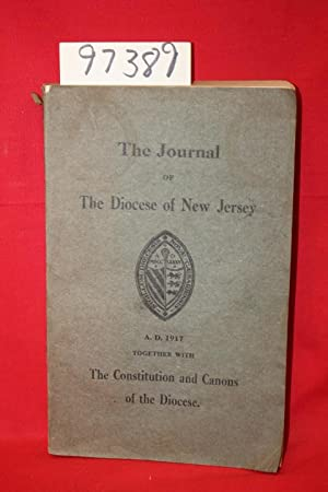 The Journal of the 146th Convention of the Church in the Diocese of New Jersey Held in the ...