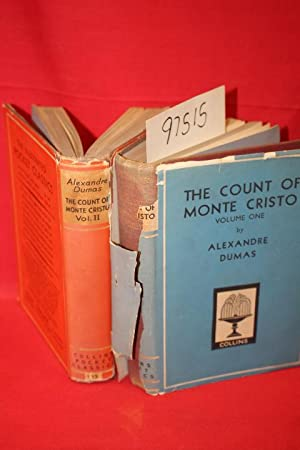 Count of Monte-Cristo (2 volume set): Dumas, Alexandre
