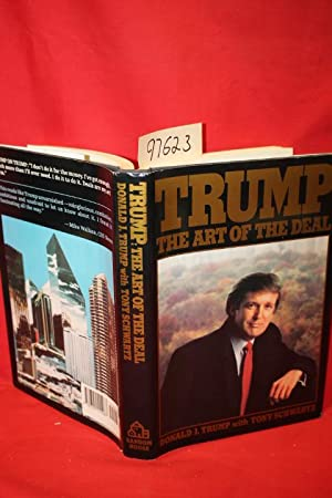 Trump the Art of the Deal: Trump, Donald J.; Schwartz, Tony