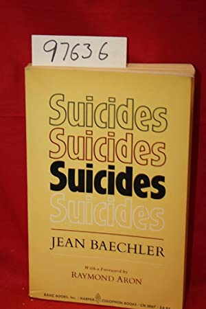 Suicides: Baechler, Jean