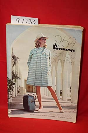 Penney's Spring and Summer 1969: J C Penney