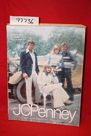 J C Penney Spring and Summer 1977: J C Penney