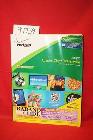 Atlantic City and Pleasantville Yellow Pages 2014: Verizon