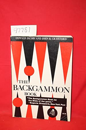The Backgammon Book: Jacoby, Oswald; Crawford, John R.