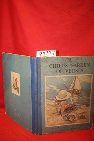 A Childs' Garden of Verses: Stevenson, Rober Louis
