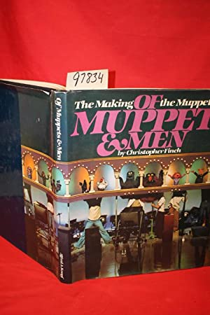 Of Muppets & Men the Making of: Finch, Christopher