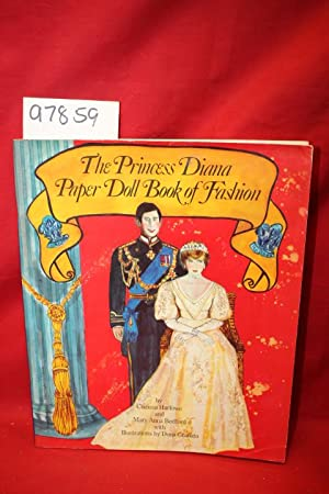 The Princess Diana Paper Doll Book of: Harlowe, Clarisa