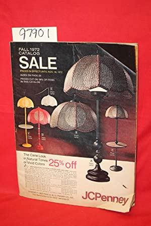 JCPenney Fall 1972 Catalog Sale: JCPenney