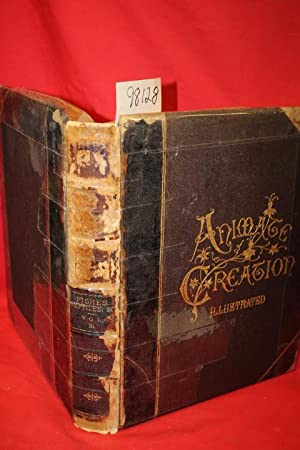 """Animate Creation; Popular Edition of """"Our Living: Wood, Rev. J."""