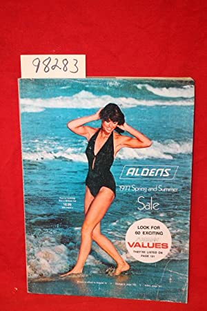 Aldens 1977 Spring and Summer Sale: Aldens