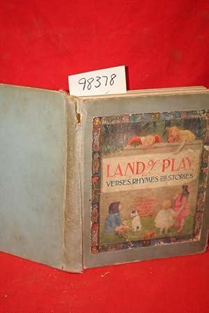 Land of Play Verses Rhymes Stories: Lefferts, Sara Tawney
