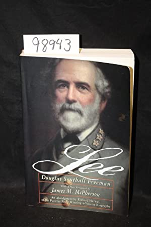 Lee an Abridgement in One Volume by: Freeman, Douglas Southall;