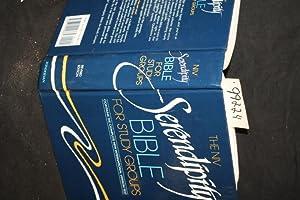 The NIV Serendipity Bible for Study Groups: Coleman; Lyman; Gruen,