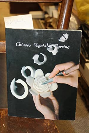 Chinese Vegetable Carving: Wei Yu