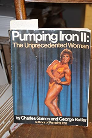 Pumping Iron II: The Unprecedented Woman: Gaines Charles, Butler