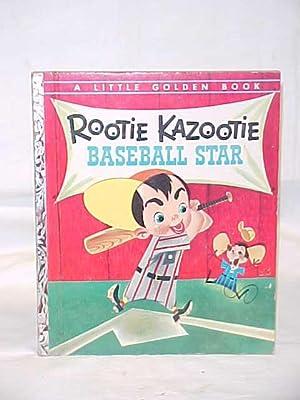 Rootie Kazootie Baseball Star: Carlin, Steve