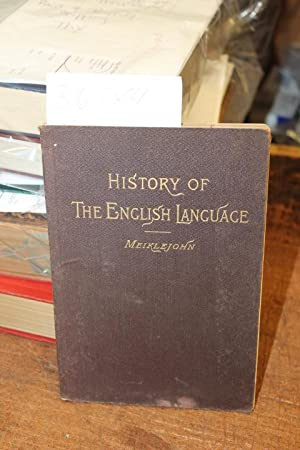 History of The English Language part III: Meikle John