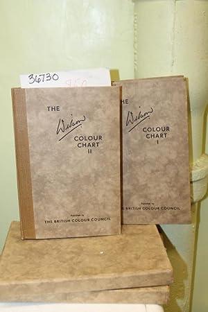 The Wilson Colour Chart I & 2 BRITISH COLOUR COUNCIL: Wilson, Robert F.