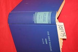 Plato: Apology; Crito; Phaedo; Symposium; Republic: Plato
