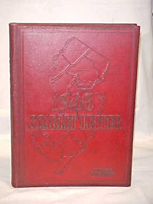 Scarlet Letter 1948 Rutgers University Year Book: Conway, Robert H