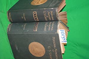 Personal Memoirs of U. S. Grant in: Grant, Ulysses S.